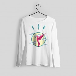 Hummingbird printed sweater demo_32